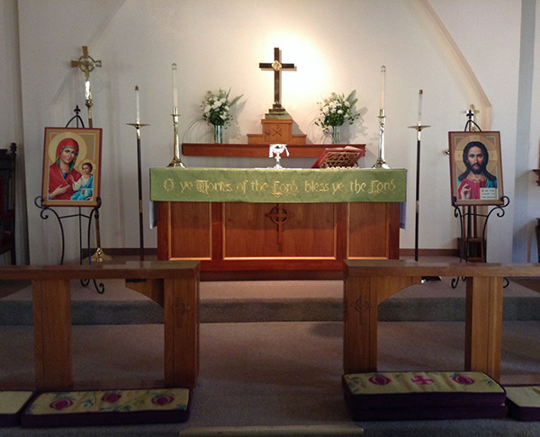 Evening Service | Trinity Episcopal Church